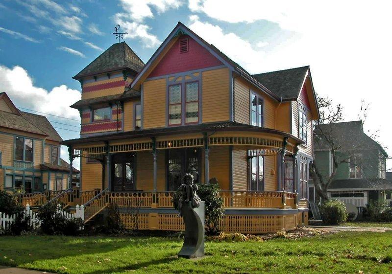 Andrew Gilbert House, 116 Marion Street NE in CAN-DO (NR)