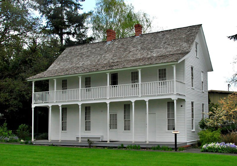 Jason Lee house in Salem, Oregon
