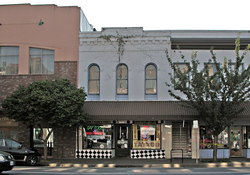 Dearborn Building, 110 Commercial Street NE in CAN-DO (LL)