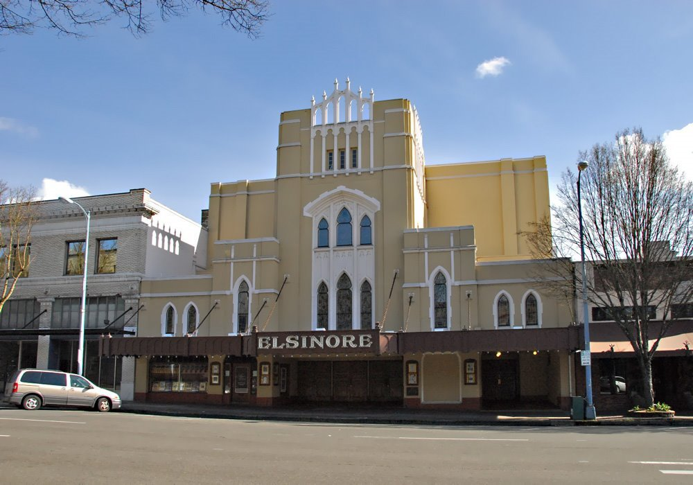 Elsinore Theater, 170 High Street SE in CAN-DO (NR)