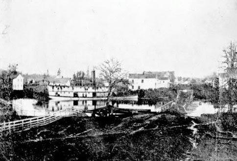Salem in 1861