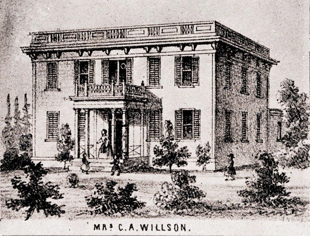 Salem in 1881
