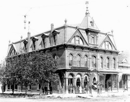 Salem in 1891