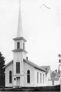 1863 First Congregational Church