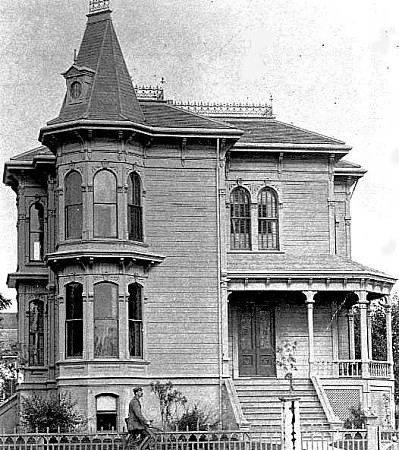 1887 Eugene Breyman House