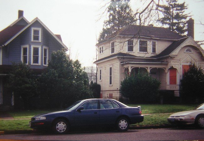 1893~1896 German Methodist Parsonage & The Moon House