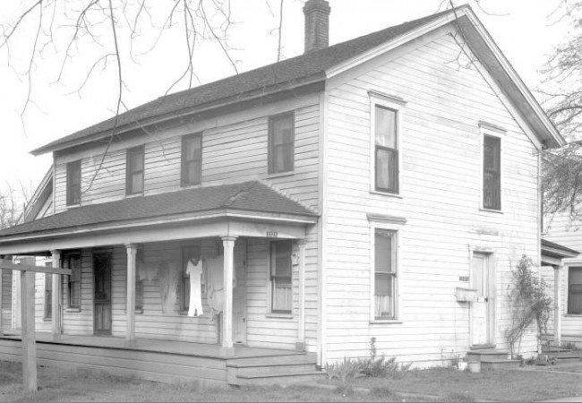 1841 Methodist Parsonage