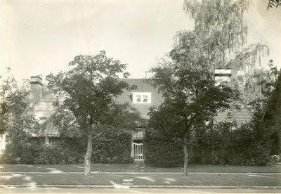 1926 David Eyre House