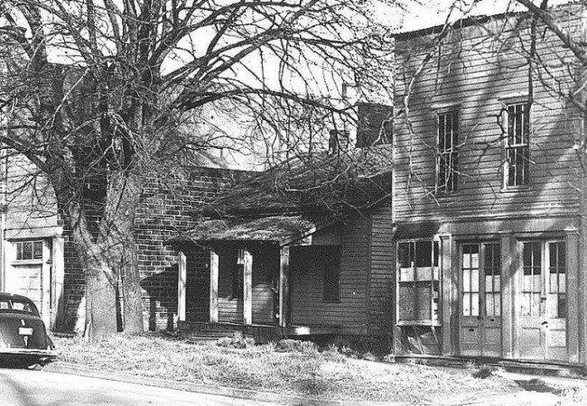 1847 The John D. Boon House
