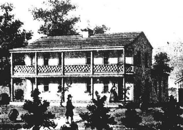 Salem's First Residence