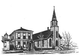 1855 St. Paul's Episcopal Church