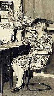 Ahead of her Time ~ Winifred Pettyjohn