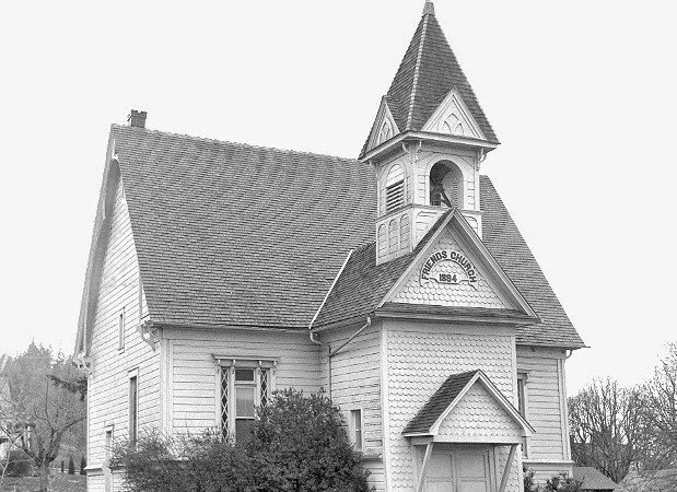 Scotts Mills Reflects Oregon History