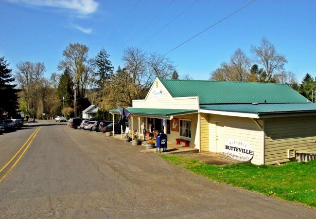 Historic Butteville & Champoeg