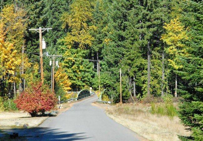 Idanha is the Heartland of the Cascades