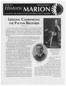 Lifelong Companions: The Patton Brothers