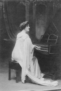 The Voice of Classical Music ~ Frances Pelton Jones